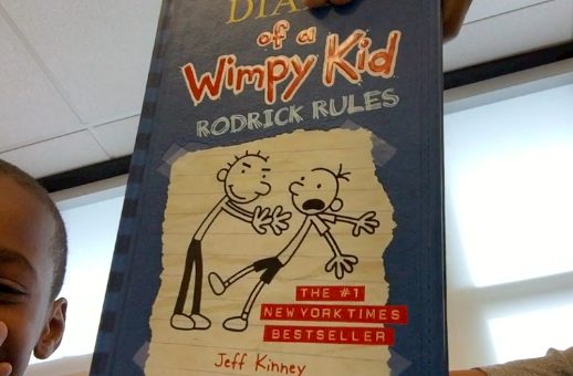 Book trailer archives mr bruffs blog diary of a wimpy kid rodrick rules by jeff kinney solutioingenieria Choice Image